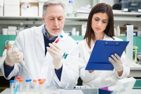 В разных лабораториях используются различные тест-системы