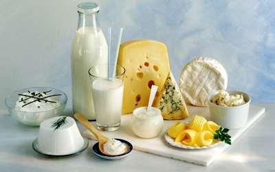 Любители «молочной серии» должны отказаться от еды, содержащей кальций, если обнаружен гиперпаратиреоз.