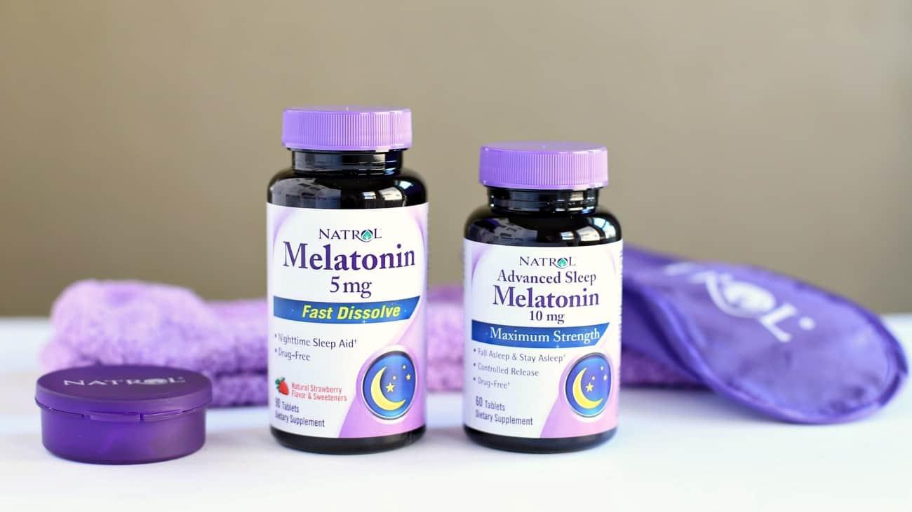 Способ применения и принцип действия мелатонина