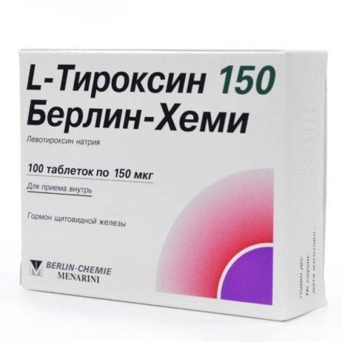 После тиреоидэктомии назначается пожизненная гормональная терапия