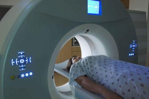 Проведение компьютерной томографии (КТ) щитовидной железы