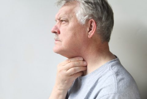 Зоб и узлы можно на щитовидке можно прощупать самостоятельно